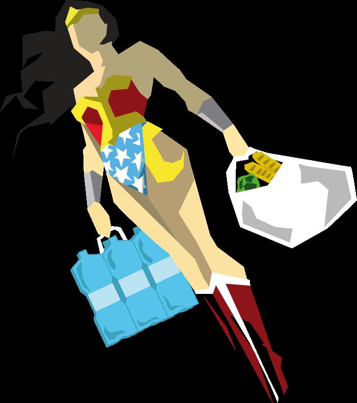Wonder Woman La Palestra Per Sole Donne